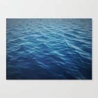 The Quiet Canvas Print
