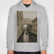 Bridge Of Sighs, Venice,… Hoody
