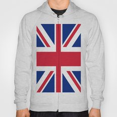 Flag of UK Hoody