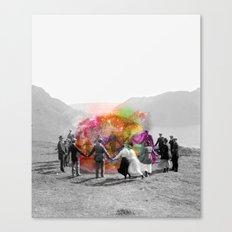Conjurers Canvas Print