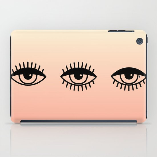 AWAKE ASLEEP iPad Case