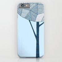 iPhone & iPod Case featuring Winter Tree by Anita Ivancenko