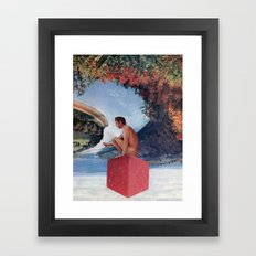 formation Framed Art Print