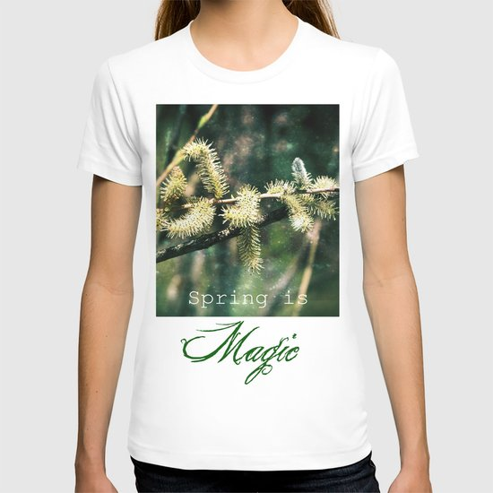 Magical spring T-shirt