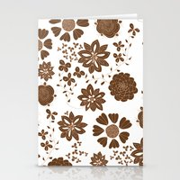 Free The Flowers Stationery Cards