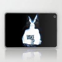 Wake up.....(Donnie Darko Fanart) Laptop & iPad Skin
