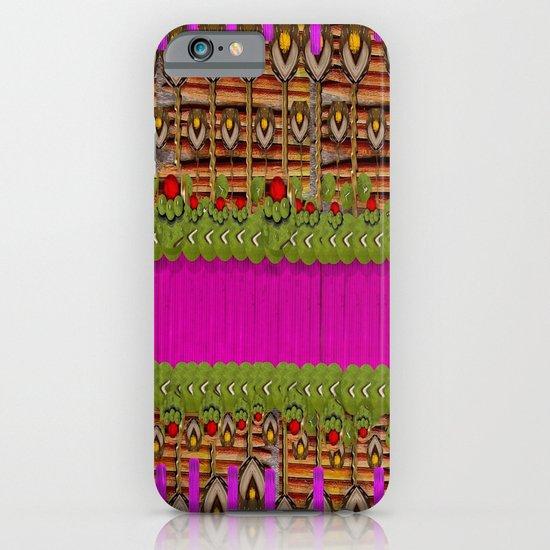 Silence In the Garden iPhone & iPod Case