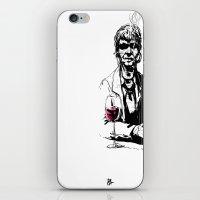 Bandido Bebedo iPhone & iPod Skin
