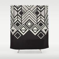 TINDA 1 Shower Curtain