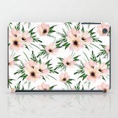 Pink bouquet. Watercolor iPad Case