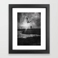 The Puppeteer Framed Art Print