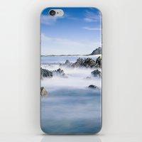 Long Exposure Seascape iPhone & iPod Skin