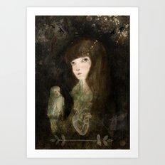 Antonia Art Print