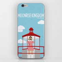 Moonrise Kingdom-2 iPhone & iPod Skin