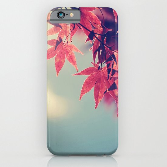 Maple Light iPhone & iPod Case