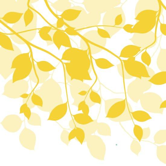 Spring Leaves Art Print