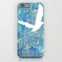 iPhone & iPod Case featuring Ecotone (day) by David Bushell