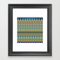 Mix&Match Byzantine Mosa… Framed Art Print