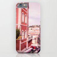 iPhone & iPod Case featuring Summer in Lisbon by Hello Twiggs