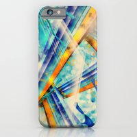 iPhone & iPod Case featuring ABSTRACT - Vintage Version by Tobia Crivellari