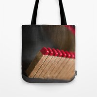 Redness  Tote Bag