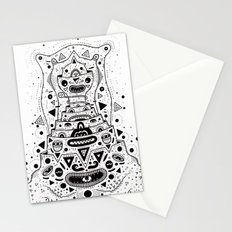 Crab Man Stationery Cards