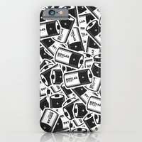 Bipolar Bitch Pattern iPhone 6 Slim Case