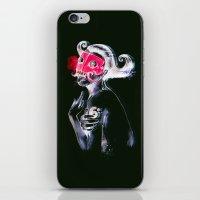 The Demon Queen iPhone & iPod Skin
