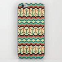 Ocean Adventure West iPhone & iPod Skin
