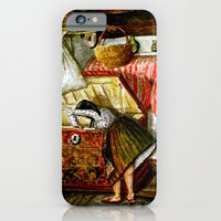 iPhone & iPod Case featuring Searching After Memories by Vargamari