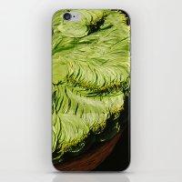 Betel Nut Leaves iPhone & iPod Skin