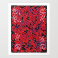 Dissemination / Pattern … Art Print