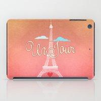 Un Jour iPad Case