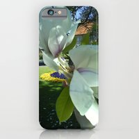 iPhone & iPod Case featuring Magnolie by naturepic
