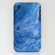 Blue Marble iPhone (3g, 3gs) Slim Case