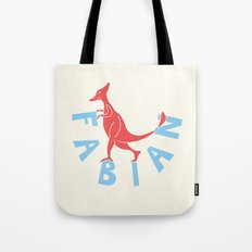Fabianosaurus Tote Bag