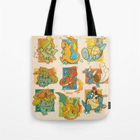 First Generation Tote Bag