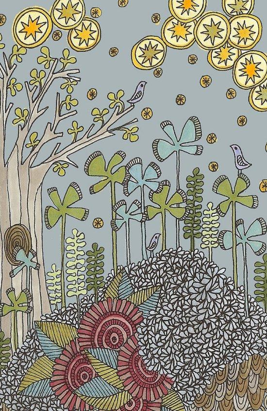 a fine forest Art Print