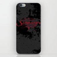 Harry Potter Curses: Sec… iPhone & iPod Skin