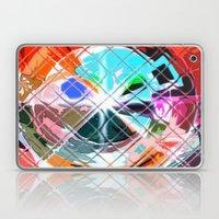 Harlekin abstrakt. Laptop & iPad Skin