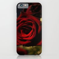 iPhone & iPod Case featuring Roses are Red by Katherine Farah