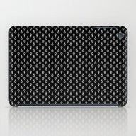 Venus Noir Pattern iPad Case
