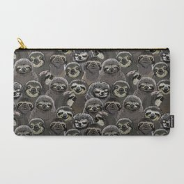Carry-All Pouch - Social Sloths - Huebucket