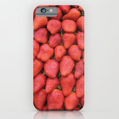 Fresas iPhone 6 Slim Case