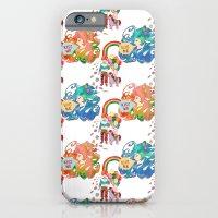 iPhone & iPod Case featuring Love me, Kiss me by Natsuki Otani
