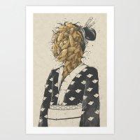 Koi Dream Art Print