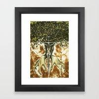 Alternative Methods Framed Art Print