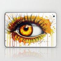 -Soul fire- Laptop & iPad Skin