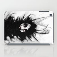 Coiling And Wrestling. D… iPad Case