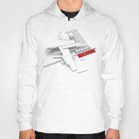 Malevich 3D [B&W] Hoody